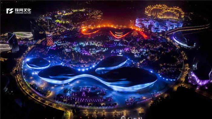 文化娱乐城光影俯视图.jpg
